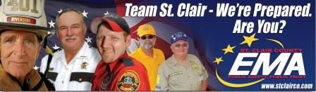 St. Clair County EMA Resource