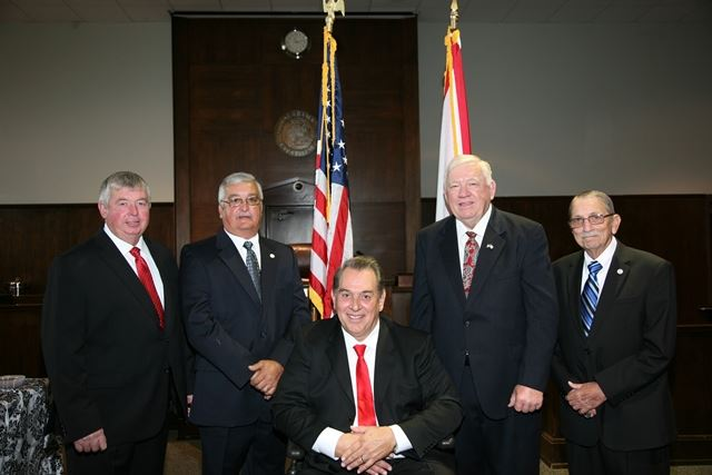 County Commission Group Photo